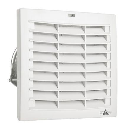 Filter Fan, 176 x 176mm, 147m³/h, 48 V dc, IP54