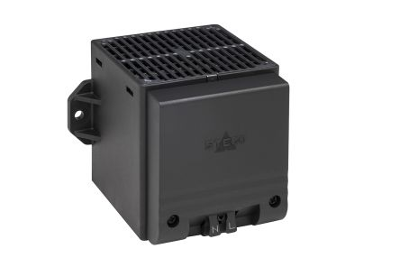 Enclosure Heater, 350W, 48 V dc, , 75mm  x 65mm  x 87 (Screw) mm, 92 (Clip) mm