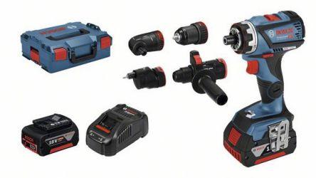 GSR 18 V-60 FC Set 2 x 5.0 Ah L-BOXX BS