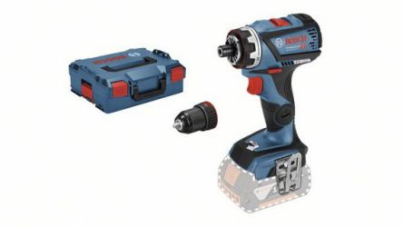 GSR 18 V-60 FCC bare L-BOXX+ Chuck Drill