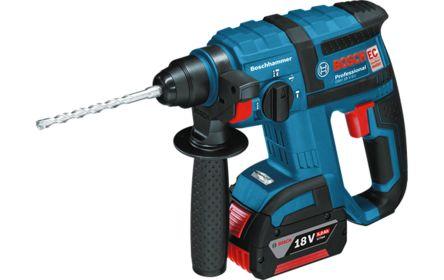 Drill EC SDS-plus 2 x 5.0 Ah L-BOXX GB