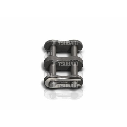 Tsubaki BS GT4 Winner 16B Connecting Link SC Carbon Steel Roller Chain Link
