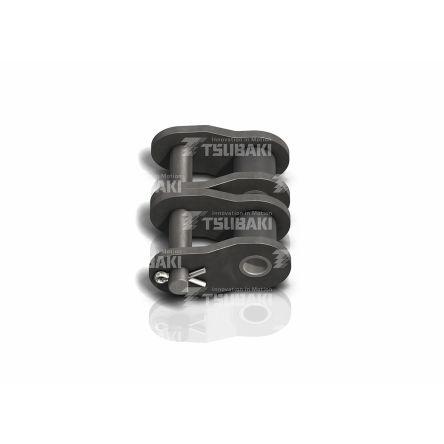 Tsubaki BS GT4 Winner 08B Double Offset Link Carbon Steel Roller Chain Link