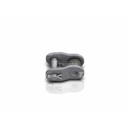 Tsubaki NEPTUNE 16B Single Offset Link Corrosion Protected Carbon Steel Roller Chain Link