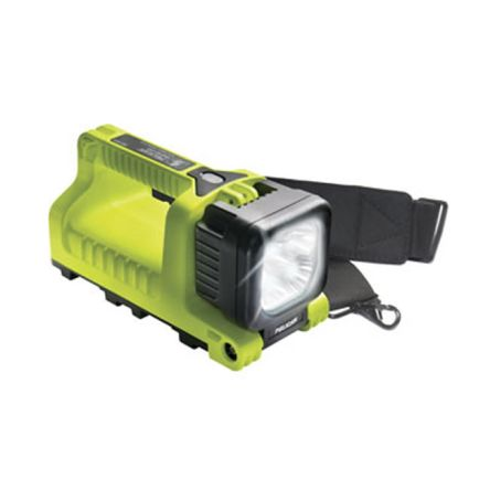 Peli 9410l Rechargeable, LED Handlamp Water Resistant, 453 m Beam, with batteries 7.4 V