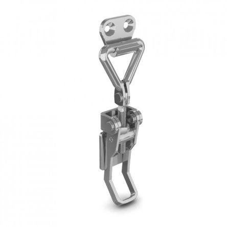 Steel Zinc Plated Toggle Latch,Lockable, 82 x 28 x 14mm