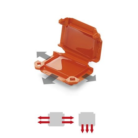 Happy 0 GelBox for connectors (blister o