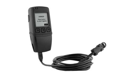Lascar EL-GFX-SP-2 Data Logger Probe Cable, For Use With Data Logger