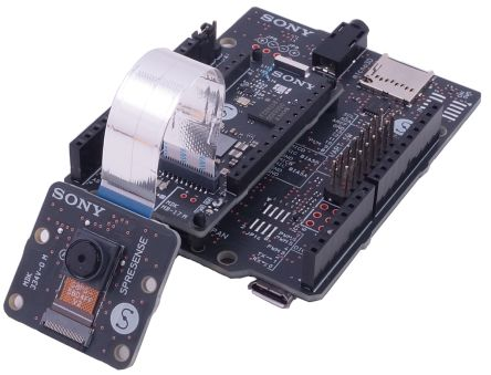 Sony CXD5602 CXD5602PWBCAM1E Image Sensor CMOS 8 bit, I2C