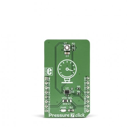 MikroElektronika Pressure 7 Click I2C Development Board MIKROE-3246