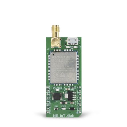 MikroElektronika NB IoT Click UART, USB Development Board MIKROE-3294