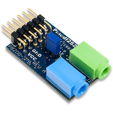 Development Kit Stereo Audio Input and Output