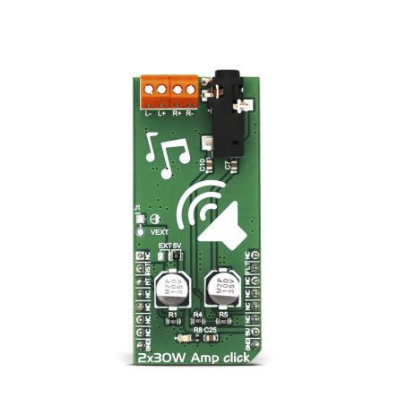 Development Kit Amplifier for use with Home Theater Systems, Mini and Micro  Audio Components, Various Audio