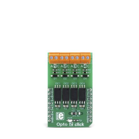Development Kit Galvanic Isolator for use with Isolation MCU