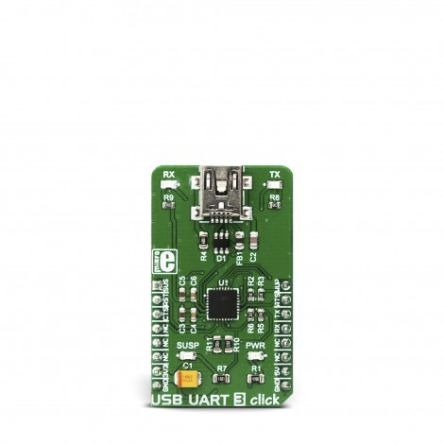 Development Kit USB to UART Interface for use with CP2102N USB Bridge