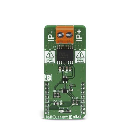 Development Kit Current Sensor for use with Audio Applications, Servers/Motherboards Current Monitoring, Smart Current