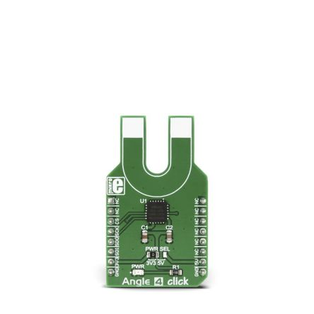 Development Kit Angular Magnetic Rotary Sensor for use with Acquisition of Position, BLDC, Mechanical Potentiometer,