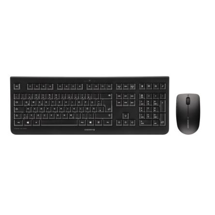 Cherry Wireless Black Wireless Keyboard, QWERTY (UK)