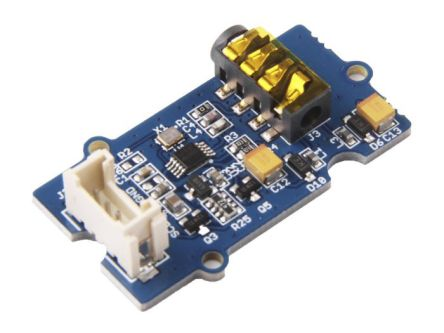 Seeed Studio Grove-I2C FM Receiver 50 → 115MHz Wireless for RDA5807M - 107020049