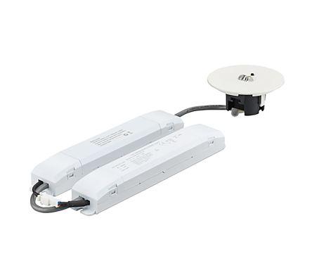 4 W LED Ceiling Light LED Panel, 220 → 240 V, 1 Lamp, 197 x 33 x 25 mm
