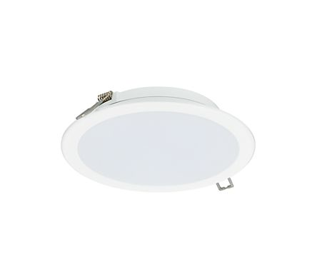Philips DN065B 11 W LED Downlight, 220 → 240 V, Warm White, 3000K