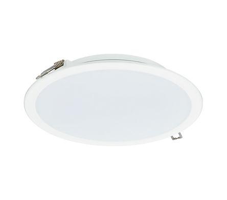 Philips DN065B 23 W LED Downlight, 220 → 240 V, Neutral White, 4000K