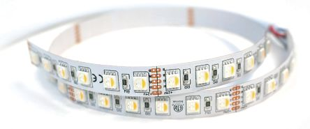 PowerLED RGBW LED Strip 5m 24V dc, F12-RGBWW-24-60-65-FP