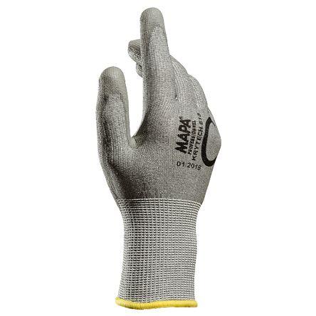 Mapa Krytech Polyurethane Gloves, size 11, Grey