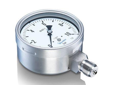 Bourdon MEX5D30B12 Аналоговый измеритель положительного давления