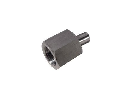 Bourdon Stainless Steel Pressure Gauge Adapter