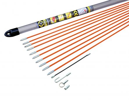 MightyRod 10m Cable Rod Set