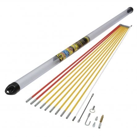 MightyRod PRO Cable Rod Standard Set 10m