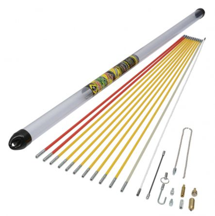 MightyRod PRO Cable Rod Super Set 12m