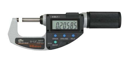 Quickmike digital electronic micrometer