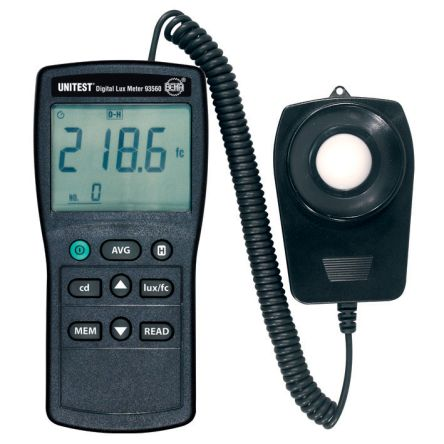 RSCAL(1846780) Digital Luxmeter with dat product photo