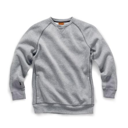 Scruffs Trade Grey Men's No Sweatshirt XL
