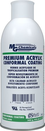 MG Chemical Clear 55 ml Bottle Conformal Coating