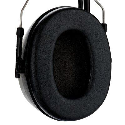 3M WS Alert Series Listen Only Communication Ear Defender, 30dB