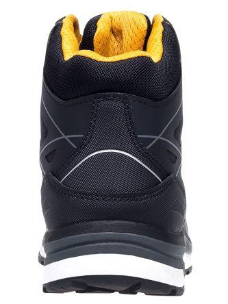 557664603a1 DeWALT Smithfield Black Steel Toe Safety Boots, UK 8, US 9
