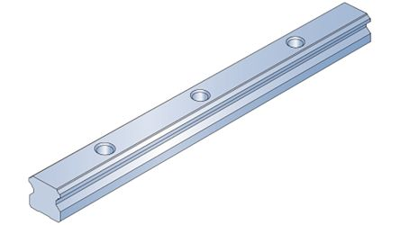 SKF LLTHR Series, LLTHR 20 520 P5 E0, Linear Guide Rail 20mm width 520mm Length