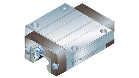 SKF Linear Guide Carriage LLTHZ 20 S6, LLTHZ