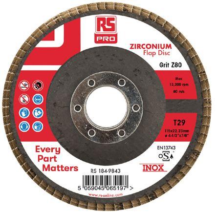 RS PRO Flap Disc