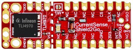 S2GO_CUR-SENSE_TLI4970 Arduino shield 2G