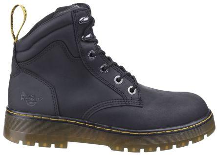 Steel Toe Cap Safety Boots, UK 9, EU 43