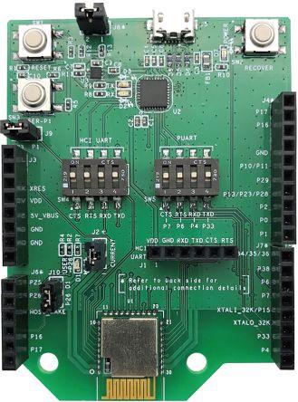 Cypress Semiconductor CYBT-413034-EVAL EZ-BT Module Arduino Evaluation Board 2.4GHz Bluetooth Evaluation Kit for