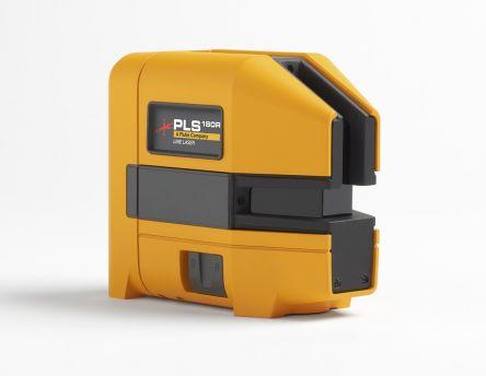 Fluke PLS 180R Laser Level, 635nm Laser wavelength, Outdoor