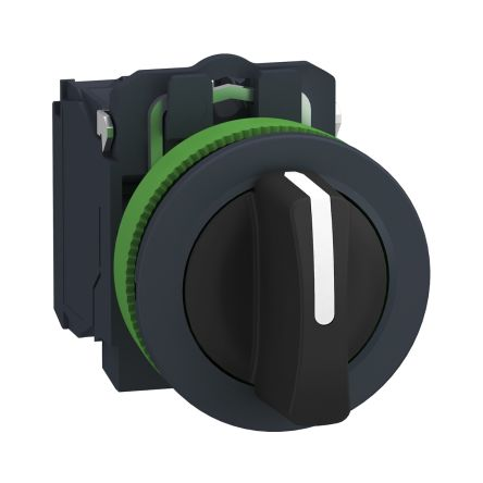 Schneider Electric 3 Position Selector Switch - (DPNO)