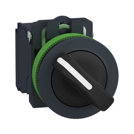 Schneider Electric 2 Position Selector Switch - (NO)