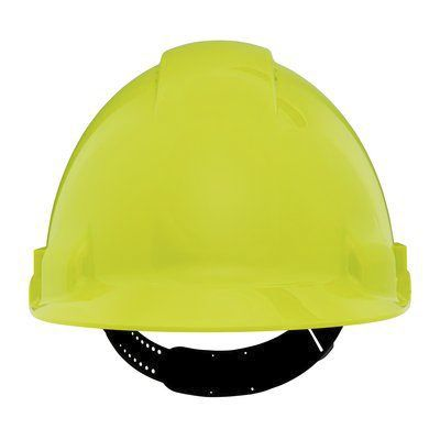G3000CUV-GB SAFETY Helmet HI-VIZ