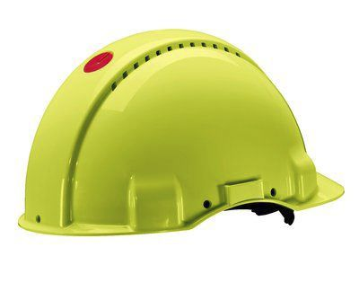 G3000NUV-GB SAFETY Helmet Hi-Viz Ratchet